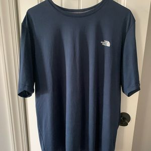 North face, dry fit T-shirt